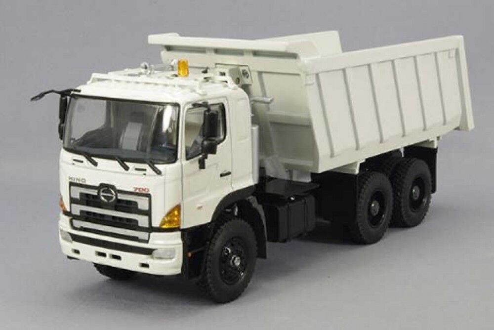 Kyosho 1 43 HINO 700 ZS 6x4 WH HINO Motors Ltd Special Order Fast Ship Japan EMS