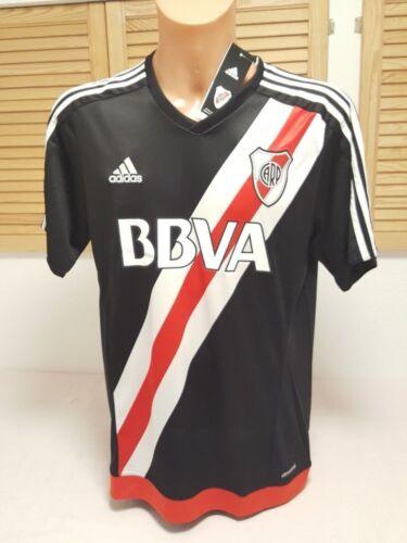 River Plate Trikot Jersey Camiseta Maillot XL Shirt adidas BBVA Argentinien