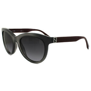 454d9fcdcb Fendi Sunglasses The Fendista FF 0006 S 7QY EU Grey   Burgundy Grey ...