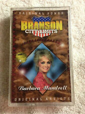 New/Sealed - Branson City Limits- Barbara Mandrell - Cassette Tape -1998 Sony #2