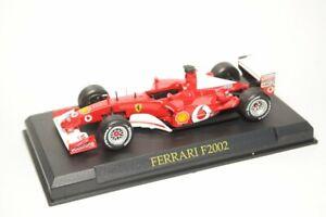 MAG #6 1//43 F1 Formule 1 Voiture Collection-Ferrari F2002 Michael Schumacher 2002