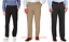 NWT-IZOD-Men-039-s-Performance-Stretch-Straight-Fit-Flat-Front-Chino-Pant-Variety miniature 1
