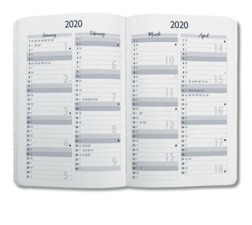 Sigel Wochenkalender J0105 Jolie 2020 Fuchsia Pink Hardcover ca A5 Buchkalender