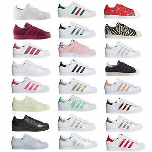 Details zu adidas Originals Superstar Damen Turnschuhe Sportschuhe Schuhe Sneaker NEU