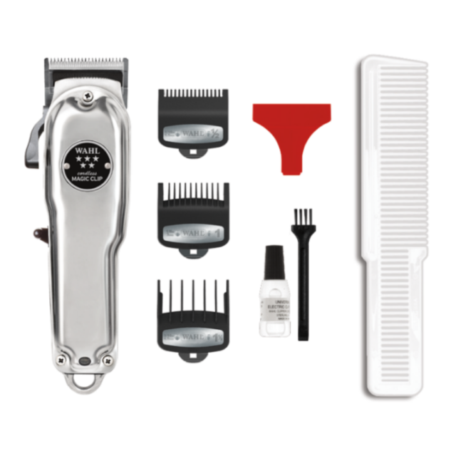 Wahl Metal Magic Clip Cordless Lithium Ion Clipper - Limited Edition