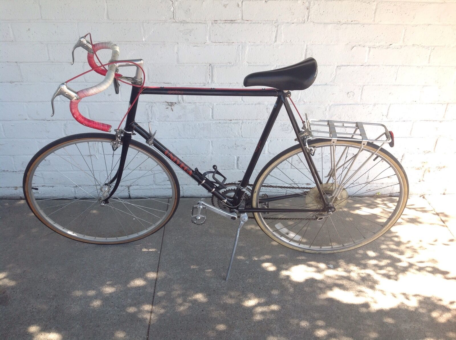 Touring Road Bike 1979 Univega  Sportour 64cm Triple Butted Cro Mo Made in Japan  with 100% quality and %100 service