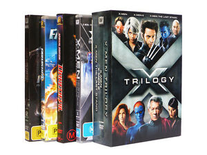 X-MEN-Saga-DAREDEVIL-DX-FANTASTIC-FOUR-Duology-R4-14-Disc-DVD-Set-Marvel