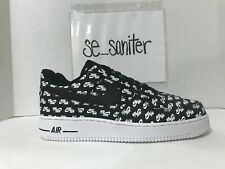 ffd20838941f item 4 NIKE AIR FORCE 1 LOW  07 QS LOGO PACK BLACK WHITE AH8462-001 MEN S  SIZE 8.5 -NIKE AIR FORCE 1 LOW  07 QS LOGO PACK BLACK WHITE AH8462-001  MEN S SIZE ...