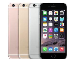 Apple iPhone 6S 16GB A1688 SIMFREE Smartphone (fingersensortouch ID non funzionano)