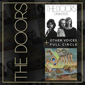 The-Doors-Other-Voices-And-Full-Circle-NEW-2-x-CD