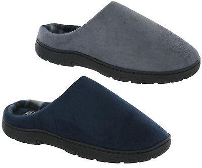 Slip On Mules Outdoor Indoor Lounge Lightweight Slippers Warm Comfort Uk 7-12 Seien Sie Im Design Neu