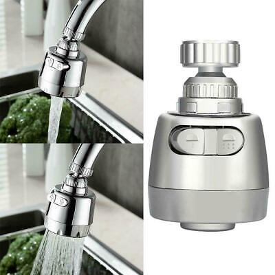 360 Rotatable Faucet Tap Water Bubble