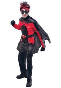 Kickass red mist adult mens costume