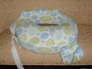 My Brest Friend Standard Breastfeeding Nursing Pillow Leaf