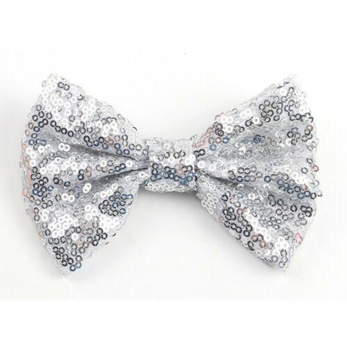 1pcs Baby Girls Sequin Embroidery Hair Bows Kids Hair Clip Accessories