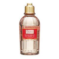L'occitane Roses Et Reines Silky Shower Gel 8.4oz,250ml Bath Fruity Scent 16252
