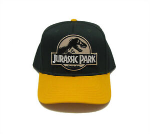Image is loading Jurassic-Park-Movie-Logo-Desert-Iron-on-Patched- 169c1abc6d52