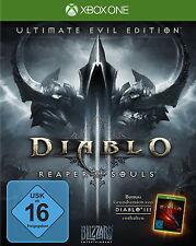 Microsoft XBox One Spiel Diablo III 3 Reaper Of Souls -- Ultimate Evil Edition