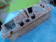 Amplifier Chassis wth Broken Tube 274A 300B Western Electric TRANS 359H RET 220B