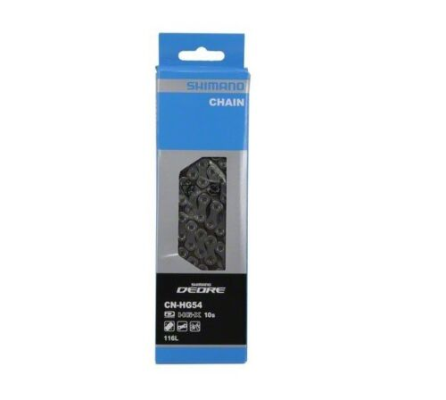 Shimano Cn Hg54 Chain 116 Members for MTB 10-speed