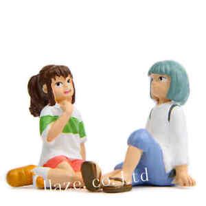 Anime-Spirited-Away-Chihiro-liefert-Resina-Modelo-de-figuras-de-juguete