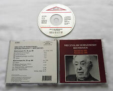 HORSZOWSKI - BEETHOVEN Sonatas Op.101 & Op.106 SWISS CD RELIEF CR 911021 - MINT