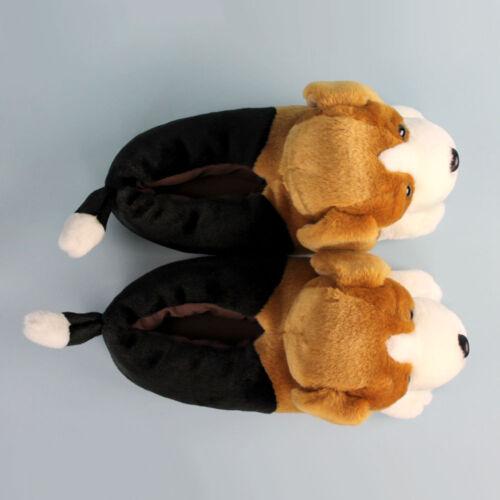 Dog Slippers for Men /& Women Beagle Slippers