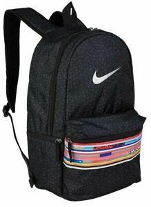 Nike Cr7 Mercurial Sports Back Pack Ruc Sac Sac à Dos Ruck Sack Ronaldo Noir-afficher Le Titre D'origine DernièRe Mode