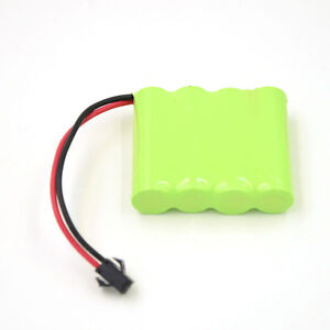 Rechargeable Battery Pack Rc Batteries Nimh High Cap