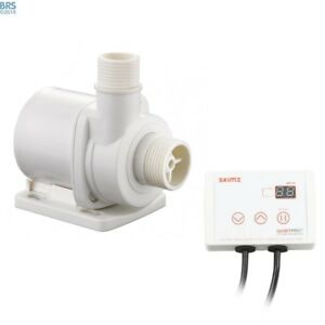 Skimz QUIETPRO 1.2 DC CONTROLLABLE WATER PUMP (317 GPH)