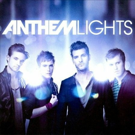 Anthem Lights By Anthem Lights Cd May 2011 Provident Music For