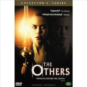 Details about THE OTHERS (2001) DVD - Nicole Kidman (New & Sealed)