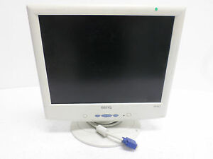 Benq Monitor FP557s Drivers PC