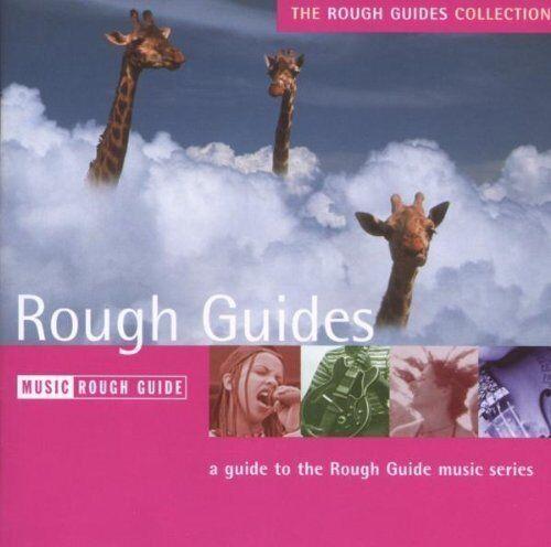 Rough Guides Collection   CD   Tony Allen, Koffi Olomide, Mabulu, Sharleene B...