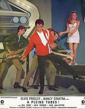 ELVIS PRESLEY  SPEEDWAY 1968 VINTAGE LOBBY CARD  #12