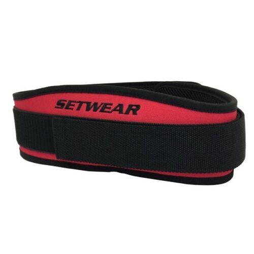 "workout training Setwear Fitness Sport Series Belt Large//X-Large 34""-42"" Waist"