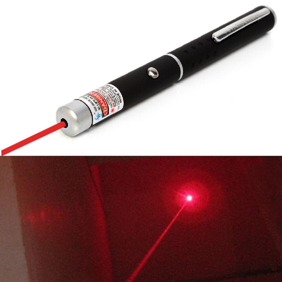 1mW 532nm Powerful Laser Pointer Pen Visible Beam Light Lazer Pen Toy Kids Gift 2