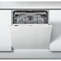 Whirlpool Wic 3c23 Pef Full Size Built In Dishwasher - 2 Year Guarantee