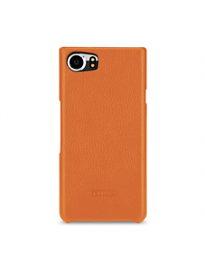 Details about TETDED Premium Leather Case for BLACKBERRY KEYOne Caen (LC:  Orange)