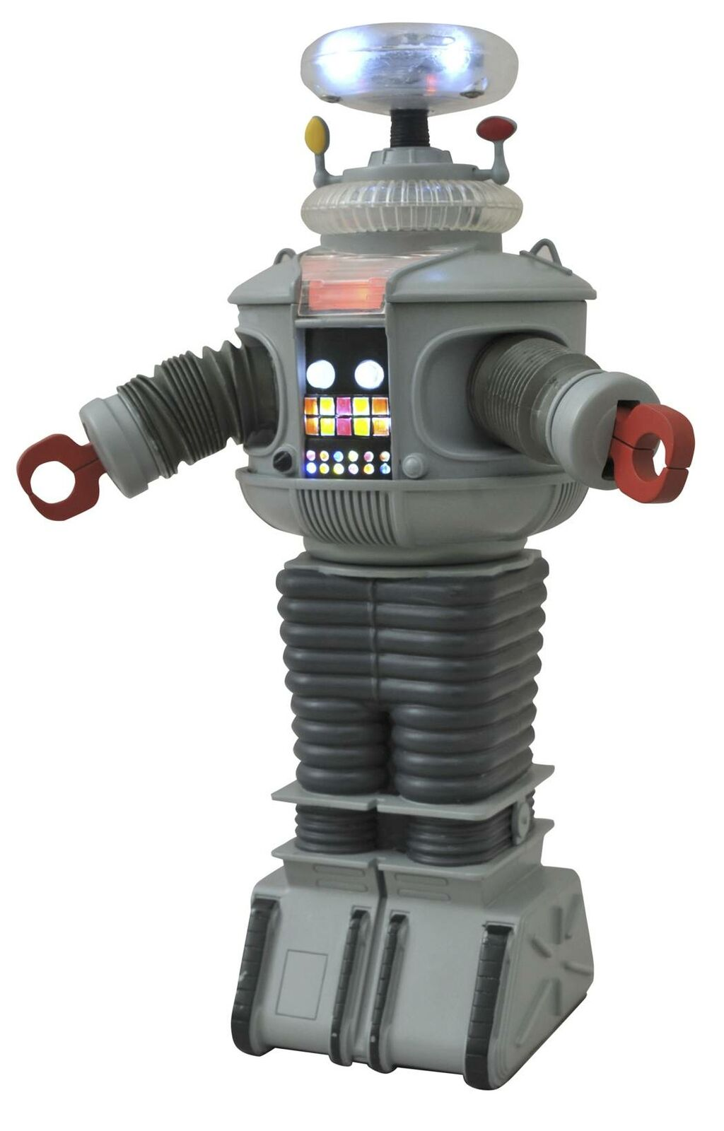 Diamond Select - Lost in Space - B9 Electronic Robot Wirkung Figure