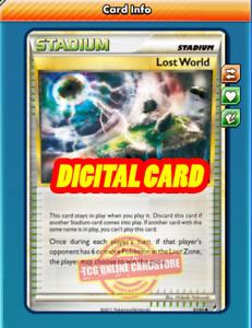 2x Slumbering Forest for Pokemon TCG Online DIGITAL ptcgo in Game Card