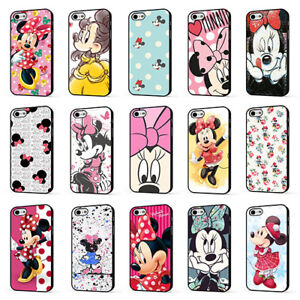 san francisco 28028 f1d37 Details about MINNIE MICKEY MOUSE DISNEY CUTE AMAZING PHONE CASE COVER for  iPHONE 4 5 6 7 8 X