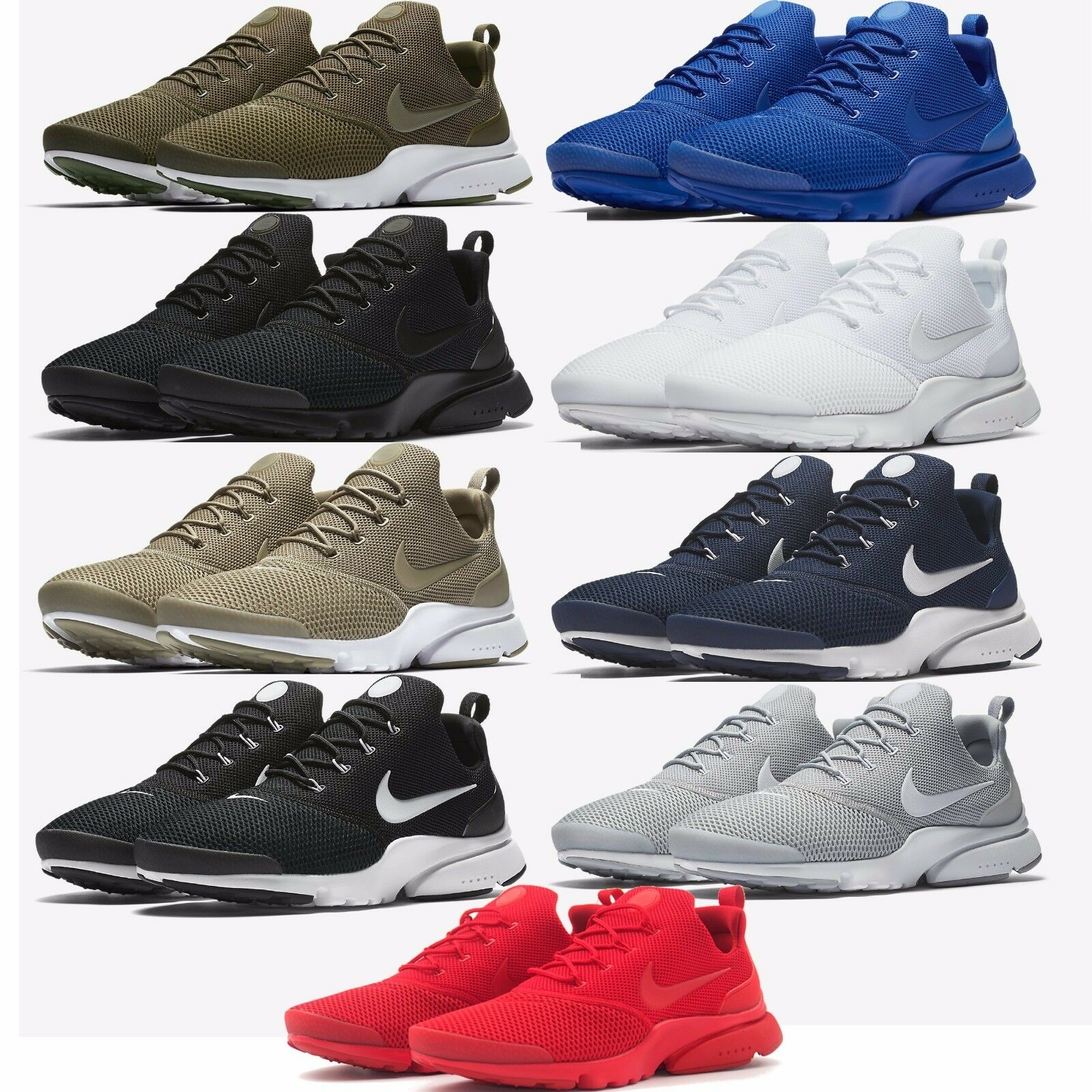 NIKE PRESTO FLY homme fonctionnement fonctionnement fonctionnement LIGHTWEIGHT chaussures COMFY LIFESTYLE Baskets f4ce37