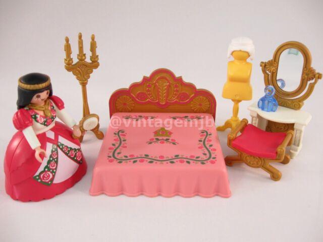 . Discontinued PLAYMOBIL 4253 Royal Princess Bedroom