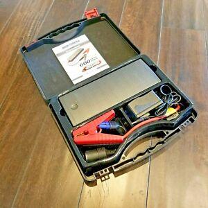 Portable-Car-Jump-Start-Pack-600A-Peak-18000mAh-Battery-Pack-w-2-USB-Ports
