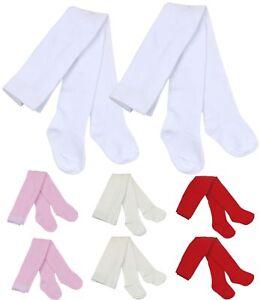 Baby Girl Newborn Socks 4 Pairs 2 Pink And 2 Cream Baby