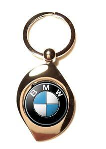 Porte-cles-Zen-en-Metal-Argente-BMW