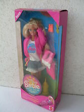 barbie amica natura nature aventure freizeit collector mattel ok NRFB 1993 11074