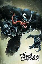 Venom Movie Poster Tom Hardy Marvel Comics poster art decor photo print 24x24 in