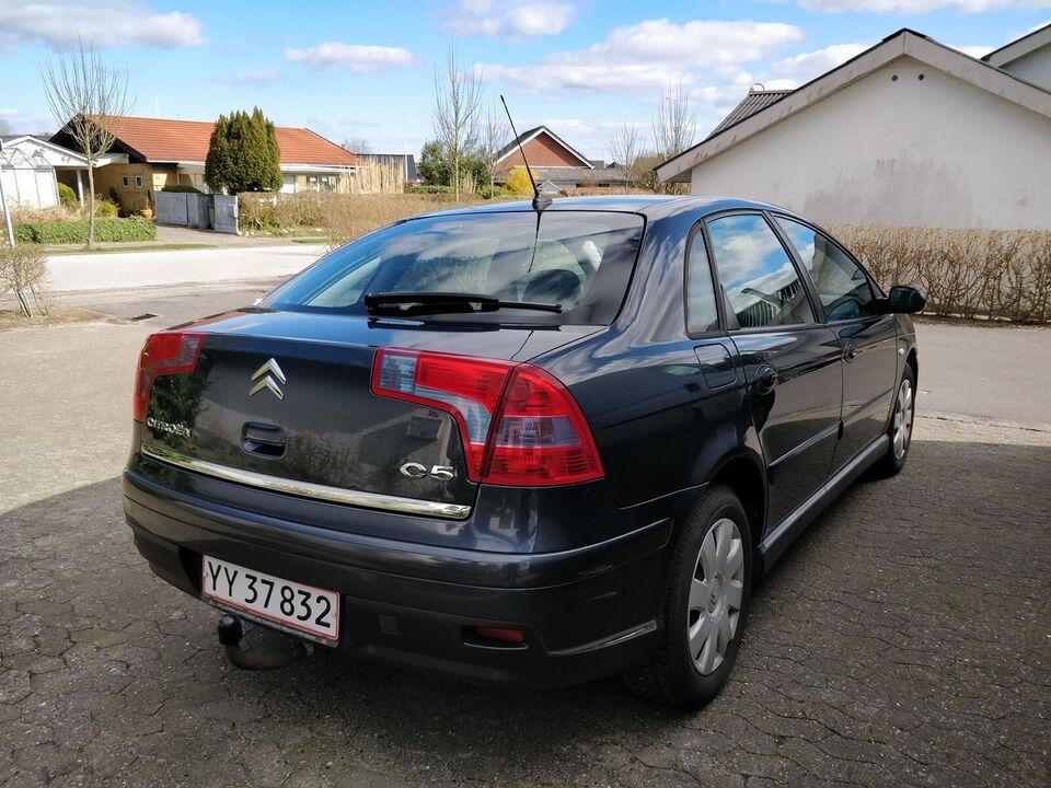 Citroën C5, 2,0i 16V Elegance, Benzin